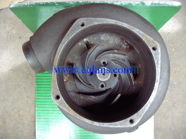 generator Water pump 3635783,Solomon Is diesel parts,