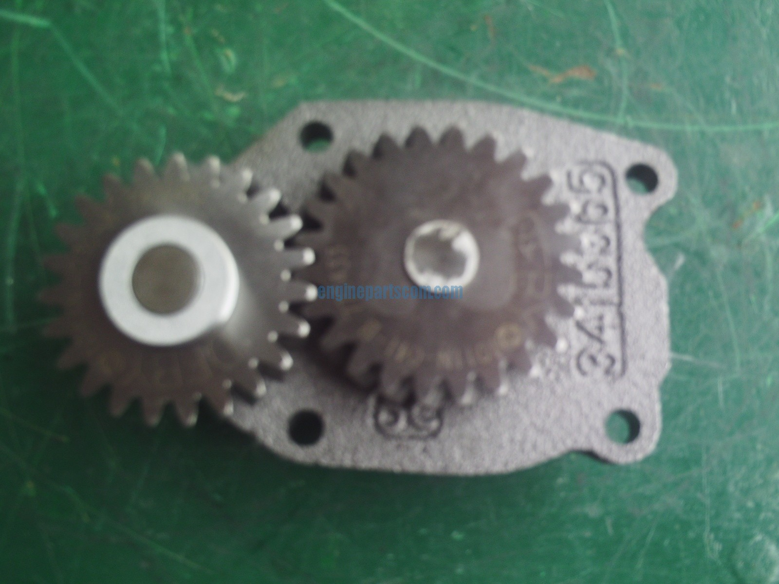 engine oil pump C3415365