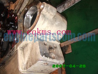 Construction housing flywheel 4060861