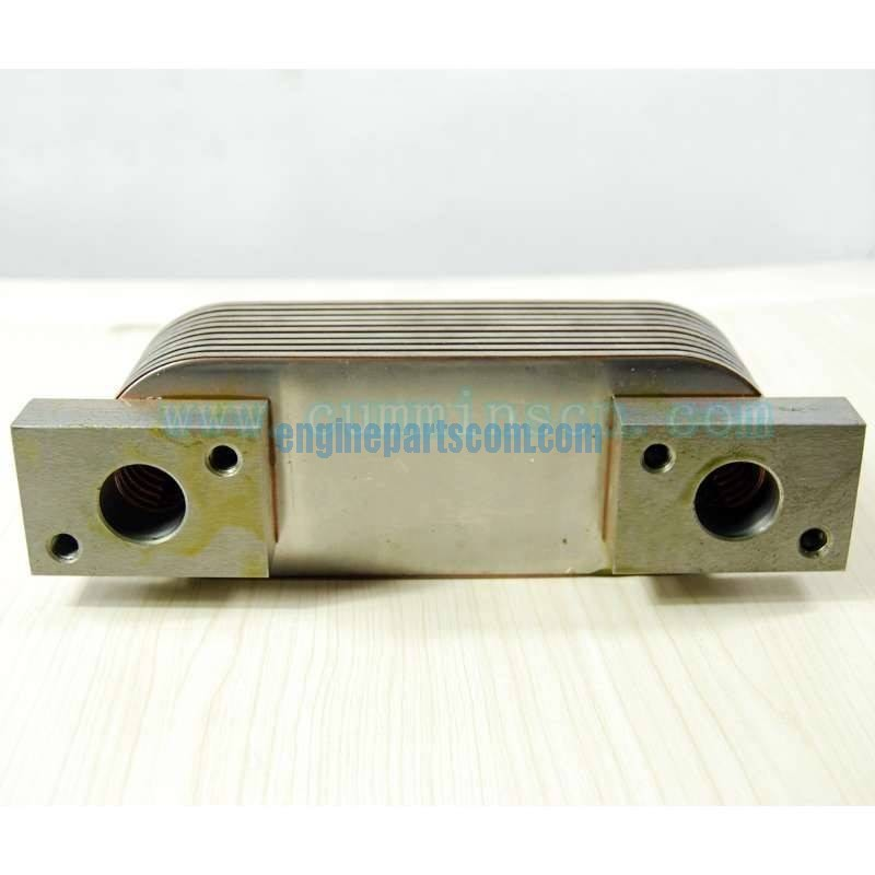 Construction oil cooler 3331668