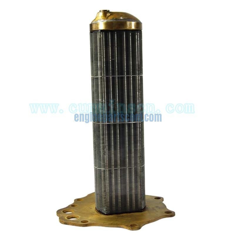 engine lub oil cooler 3412285,MAFIA cummins,
