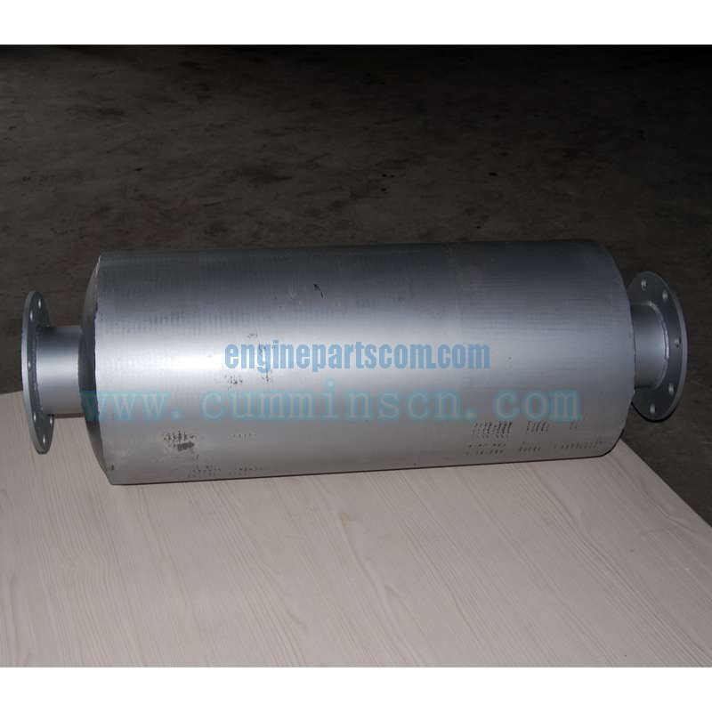 cummins exhaust muffler 3418930