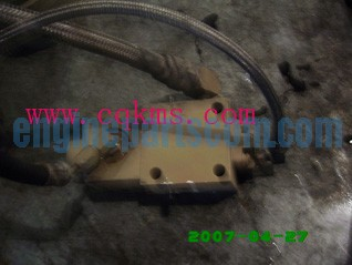 engine assy muffler 3055653
