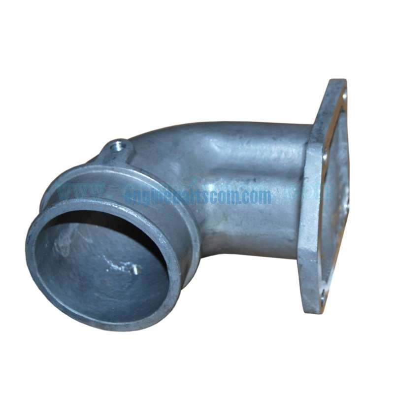 cummins tee,male branch pipe 4913625