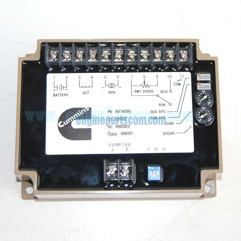 cummins speed controller 4914090