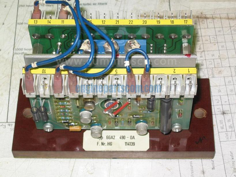 generator voltage regulation 1FC4