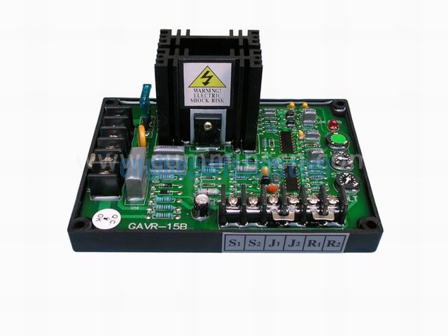 diesel voltage regulation CF15A