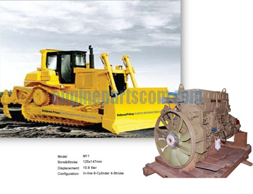 railway construction company engine parts