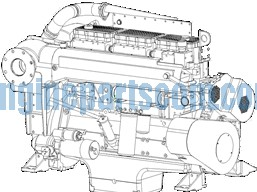 oil and gas N14 cummins engine exchangeable parts,BORROLOOLA cummins,