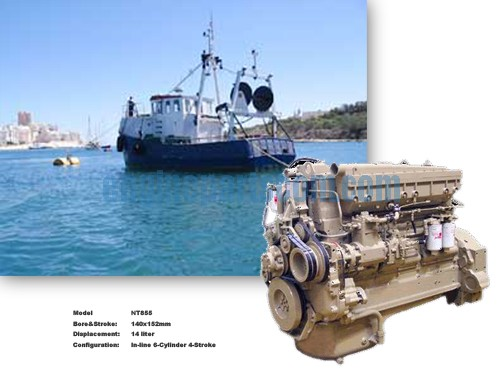 NTA855 Assembly standard parts,engine parts Guadeloupe,