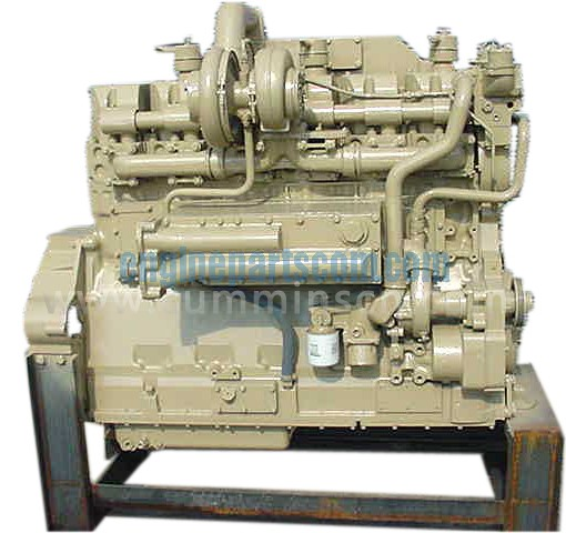 auxiliary plant K19 cummins diesel engine part