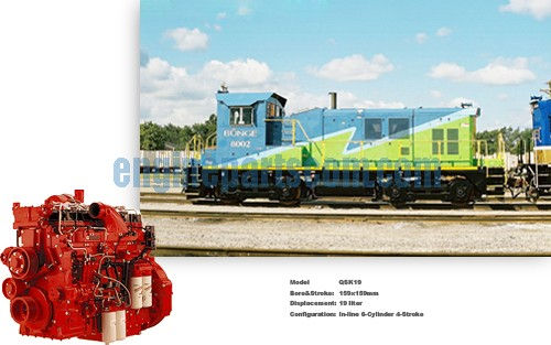 work train QSK19 cummins diesel engine exchangeable parts