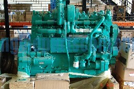 railway carriage QSK19 diesel engine fabricated parts,NONOUTI cummins,