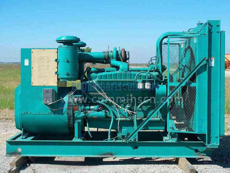 generating equipment VTA28-G5 cummins engine heat exahanger,AALBORG cummins,