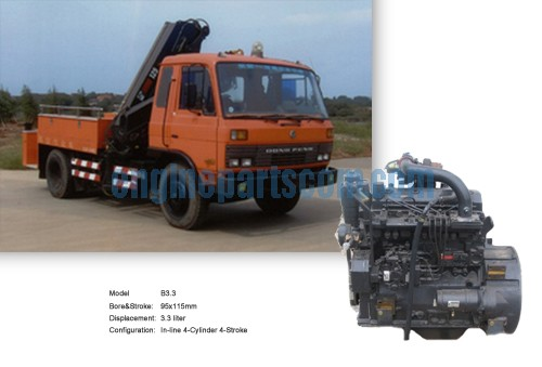 NTA855 Operating vehicles accessories