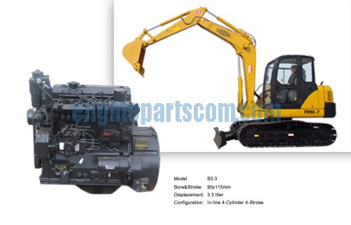 Used Excavator minor maintenance part,engine parts United Kingdom,