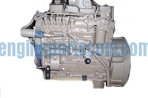 cummins 4B3.9C(80),full-track vehicle 4B3.9C(80) cummins diesel engine heat exahanger,KABRI DAR cummins,