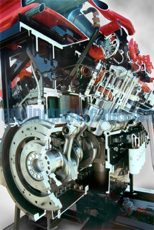 crude oil automobile QSK60 diesel engine service parts,MAEWO cummins,