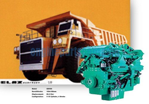 Mining dump truck diesel assembly parts,Mozambique diesel,