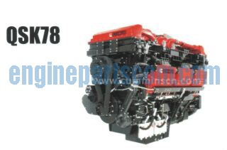 QSKWTA78-GE cummins engine QSK78 cummins diesel parts