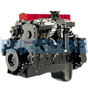 four-wheel tractor QSC8.3 diesel motor,staring