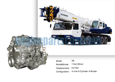 lorry loading crane VTA903-T525 engine exchanger,head,ALTAY cummins,