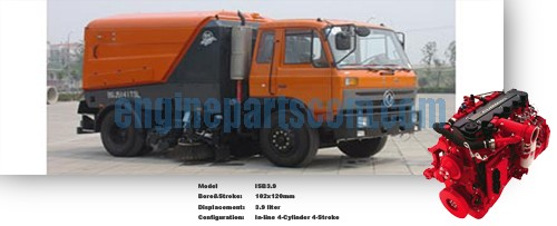 Sweeper Truck cummins diesel engine parts,diesel parts Antigua&Barbuda,